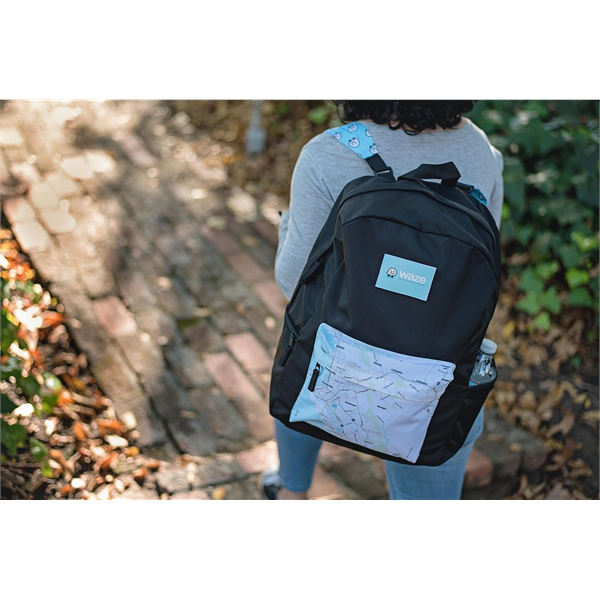 Cut-and-Sew Backpack