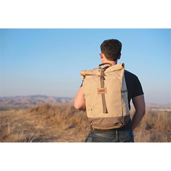 El Dorado Roll Top Backpack