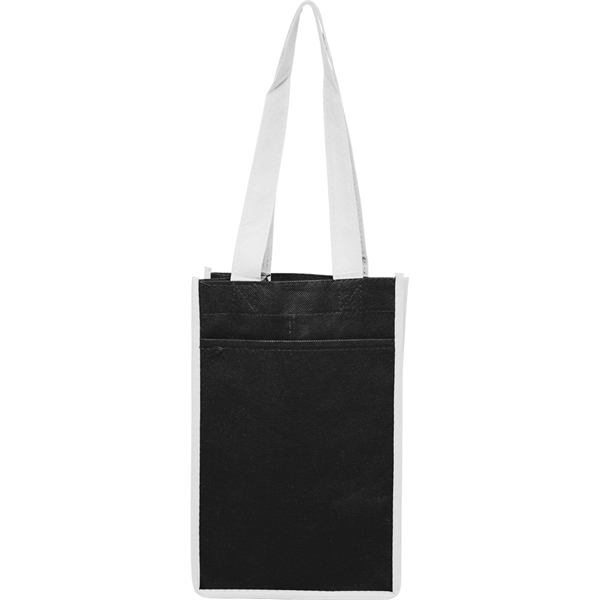 2 bottle non-woven wine bag
