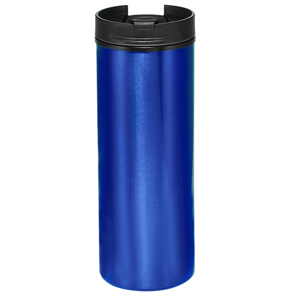Slim Metallic Tumbler