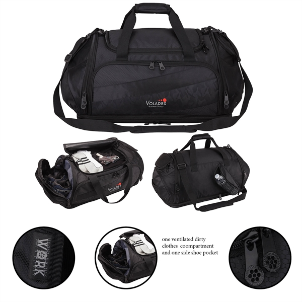 WORK® Hybrid I Duffel / Backpack