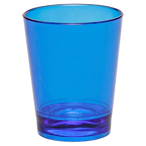 Acrylic Shot Glasses - 1.5 oz