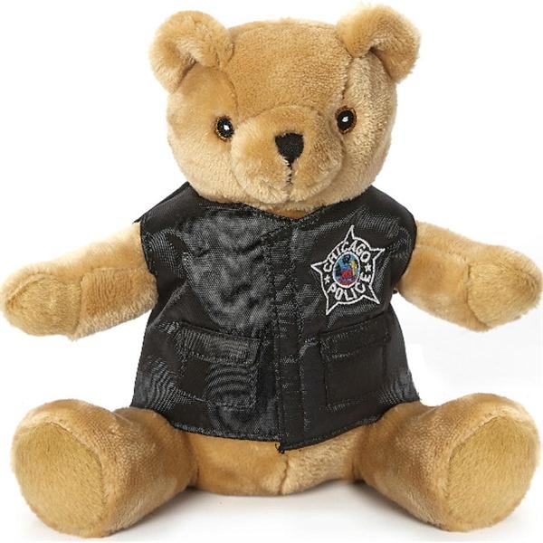 Police Vest Bear