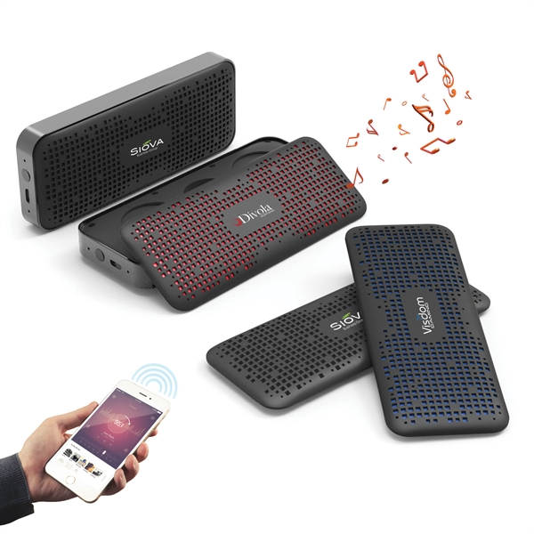 Xoopar® Sound Block Wireless Speaker