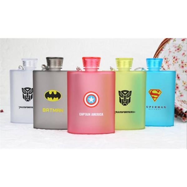 Plastic Flask