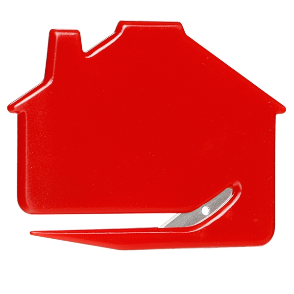 Printed House Letter Opener
