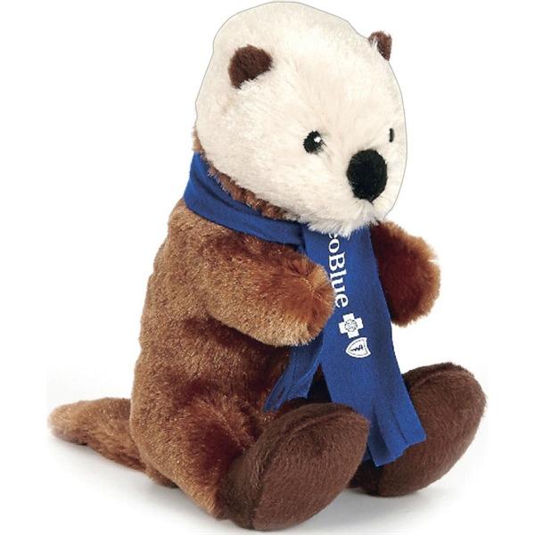 8 wild outdoor plush animal sea otter