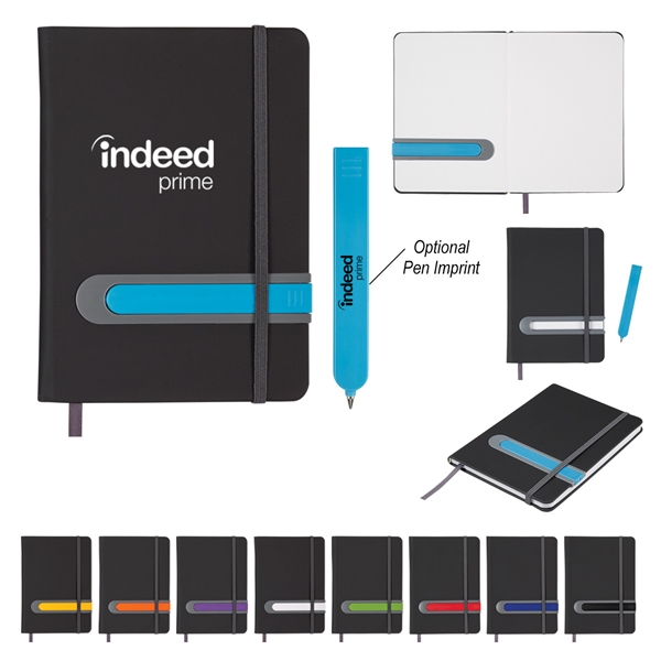 Parallel Journal And Pen Set