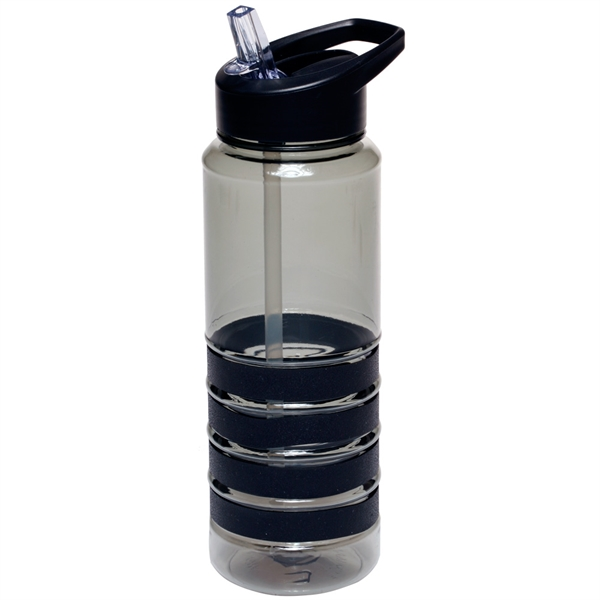 24 oz Gripper Bottle with Straw