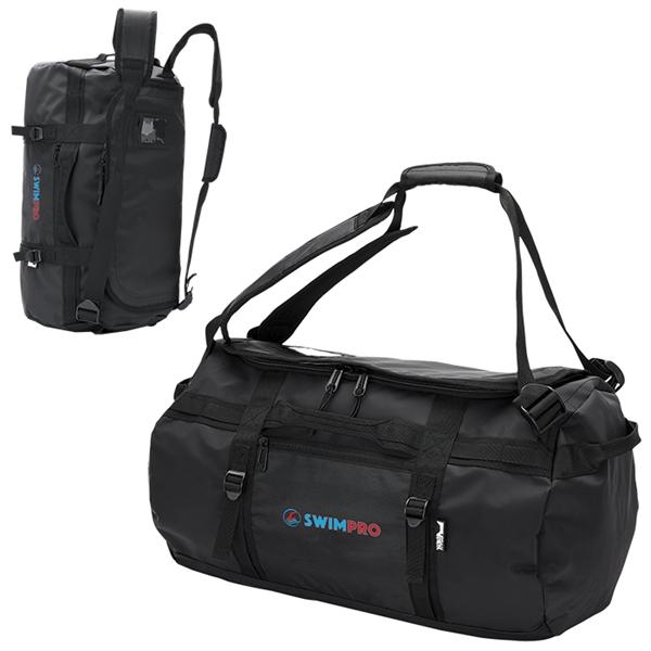 Urban Peak® 46L Waterproof Backpack/Duffel Bag