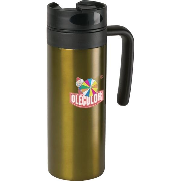 16oz Morph Vacuum Tumbler/Travel Mug