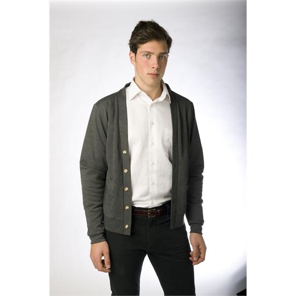 Men's Cotton Cardigan