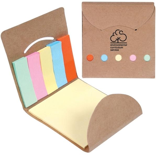 Pocket Sticky Memo Book
