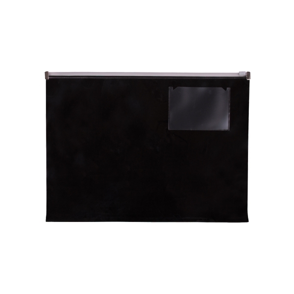 PP Zip Closure Envelope with Business Card Slot