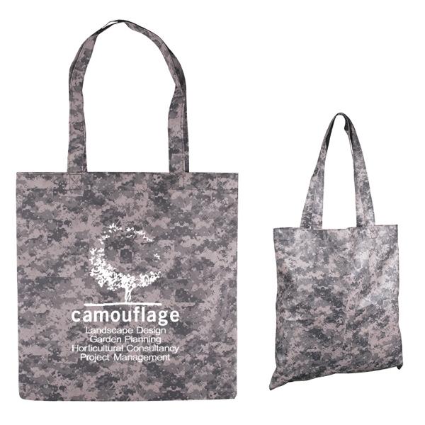 Digital Camouflage RPET Value Tote