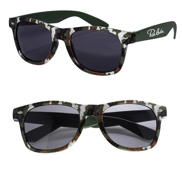Camouflage Sunglasses