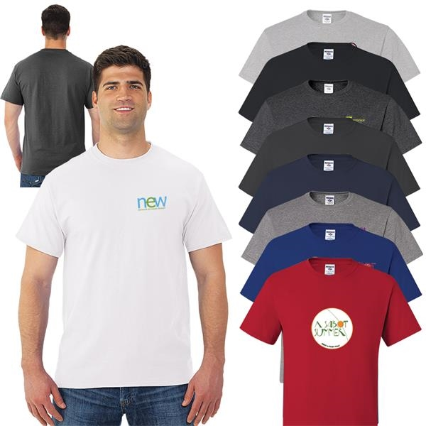 Jerzees®Dri-Power®Active T-Shirt - White