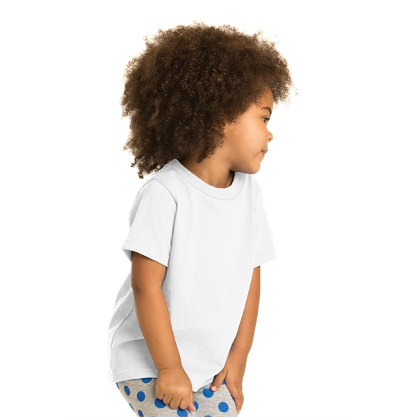 Port & Company Toddler Core Cotton Tee.