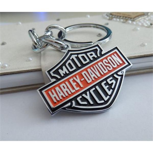 Custom Metal Key Tag
