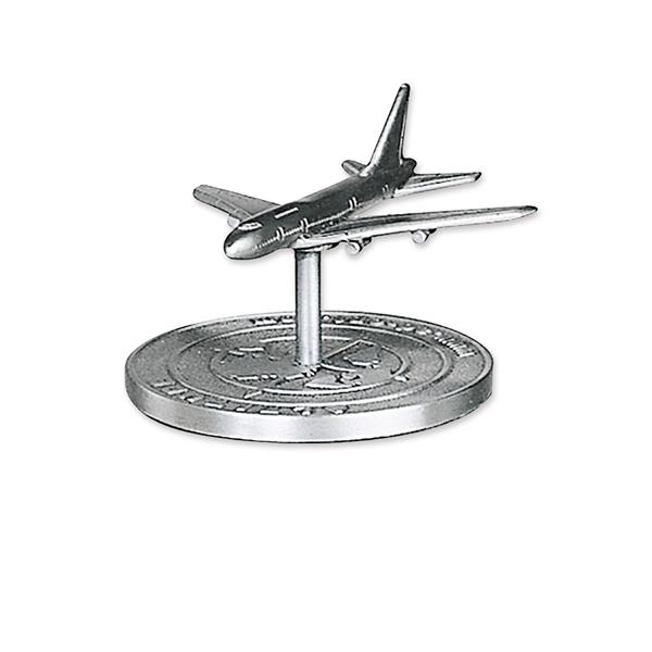 3D Airplane Figurine