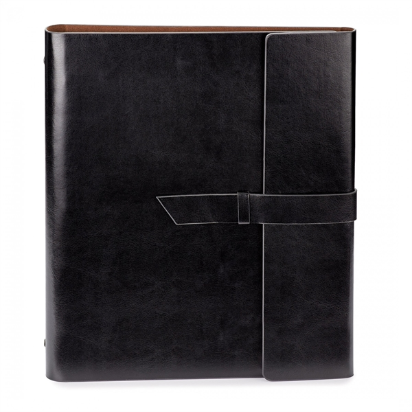 FABRIZIO REFILLABLE PORTFOLIO/3RING BINDER