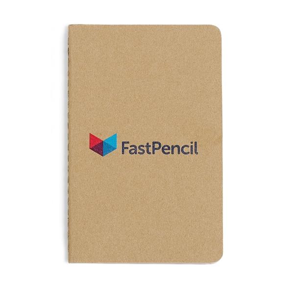 Moleskine® Cahier Plain Pocket Notebook