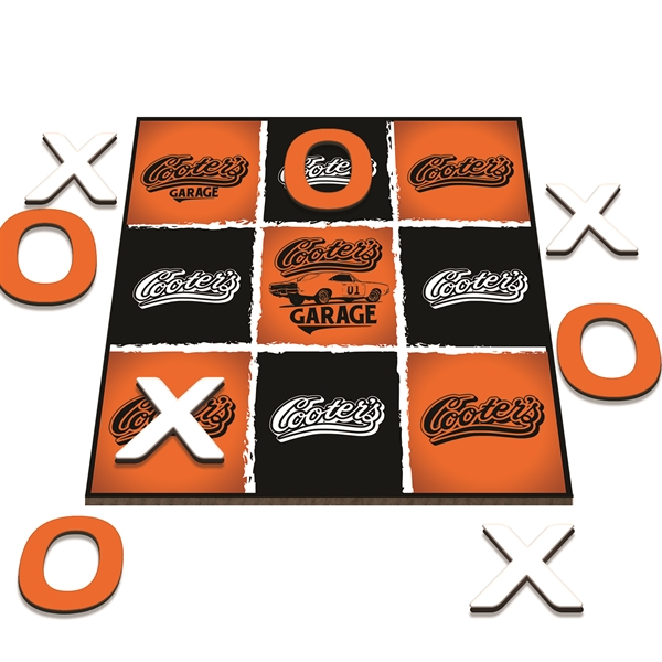 """Table Top Tic Tac Toe Game - 12"""""""