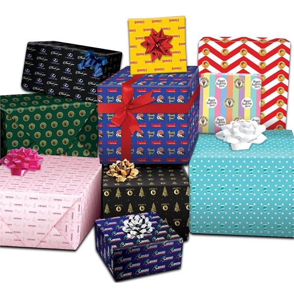 Gift Foil 1 Custom Gift Wrap