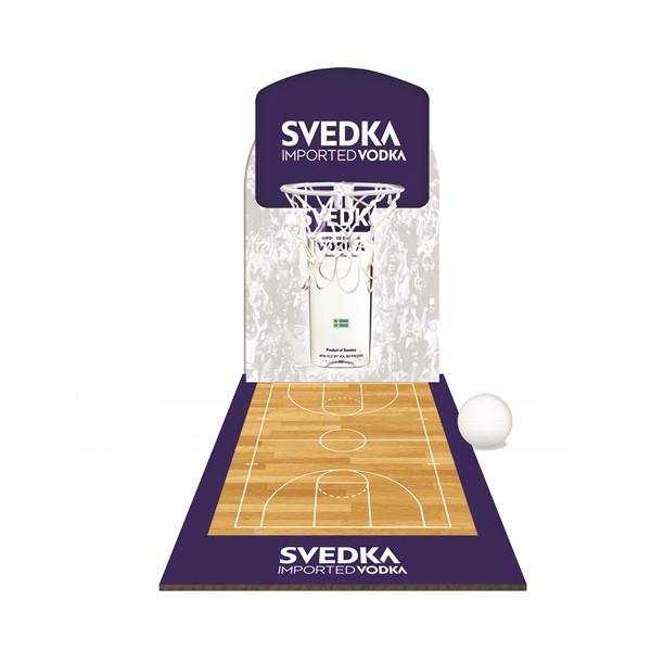 """Table Top Basketball Game (9.875""""long x 5.875"""" wide)"""