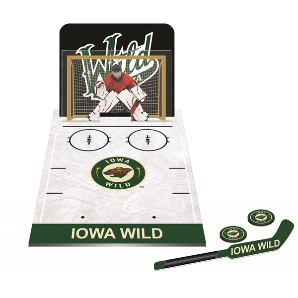 """Table Top Hockey Game (9.875""""long x 5.875"""" wide)"""