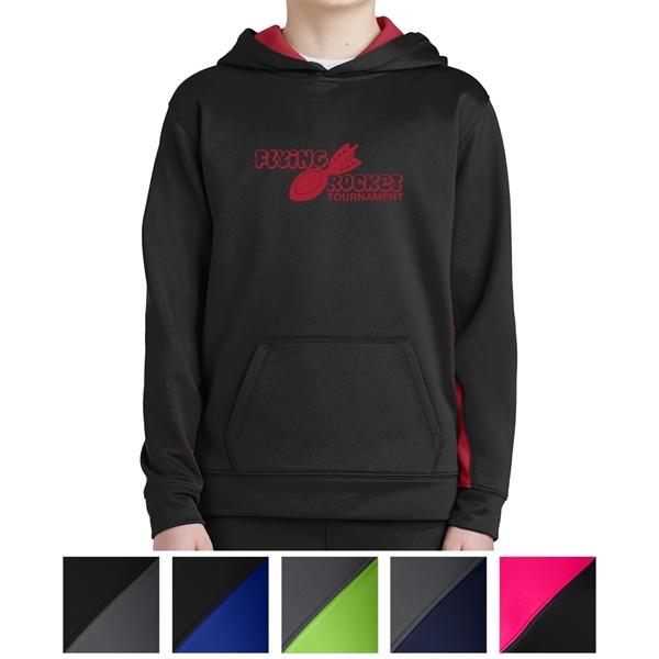 Sport-Tek Youth Sport-Wick Fleece Colorb