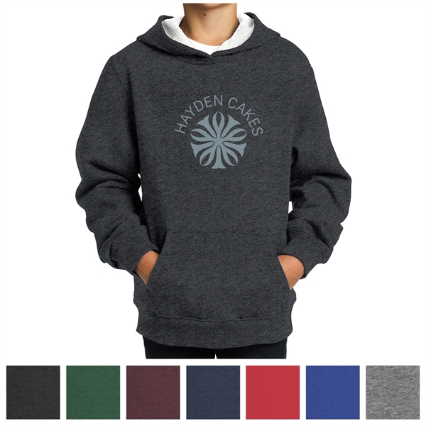 Sport-Tek Youth Pullover Hooded Sweatshi