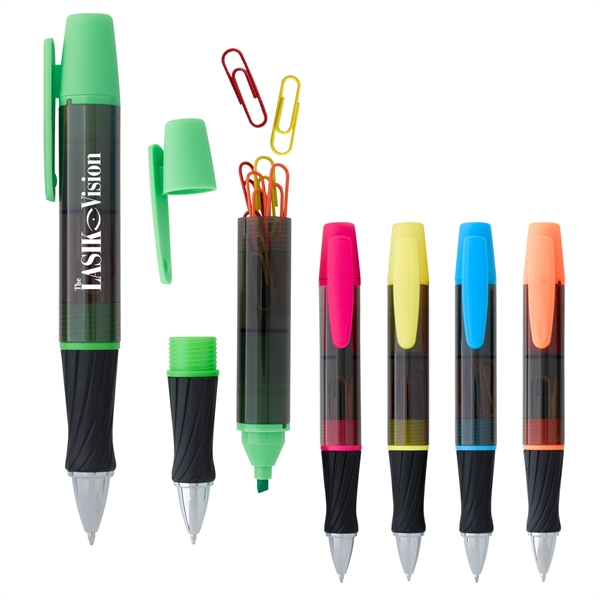 3-In-1 Executive Assistant Highlighter P