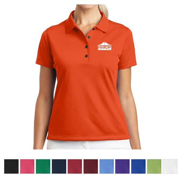 Nike Golf Ladies' Tech Basic Dri-FIT Pol