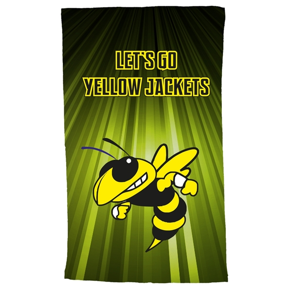 Rally Towel  Dye Sublimated