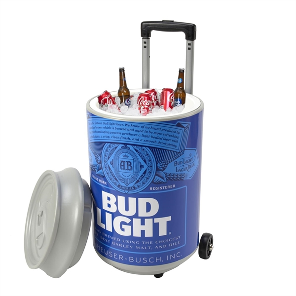 Rolling Can Cooler