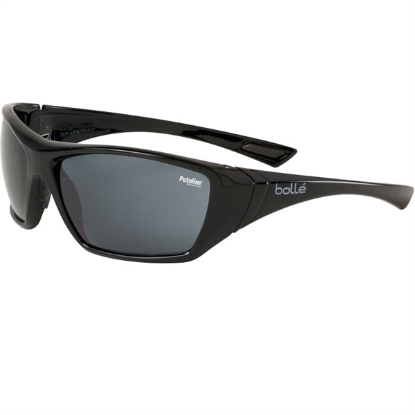 Bolle Hustler Smoke Glasses