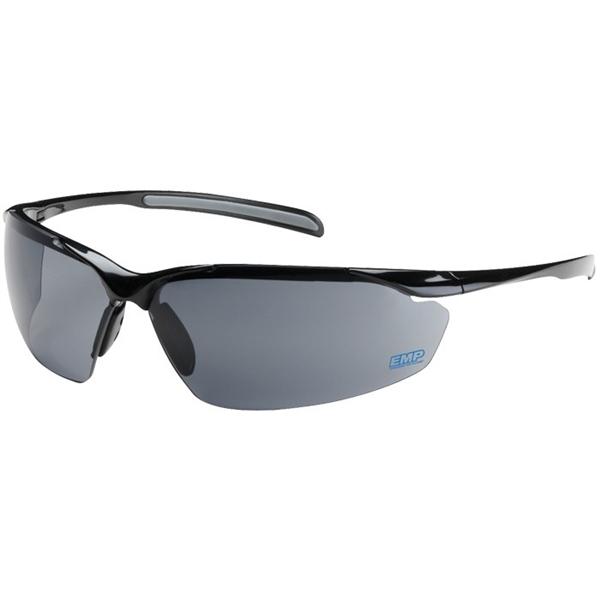Bouton Commander Gray Glasses