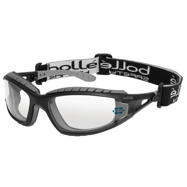 Bolle Tracker Clear Glasses