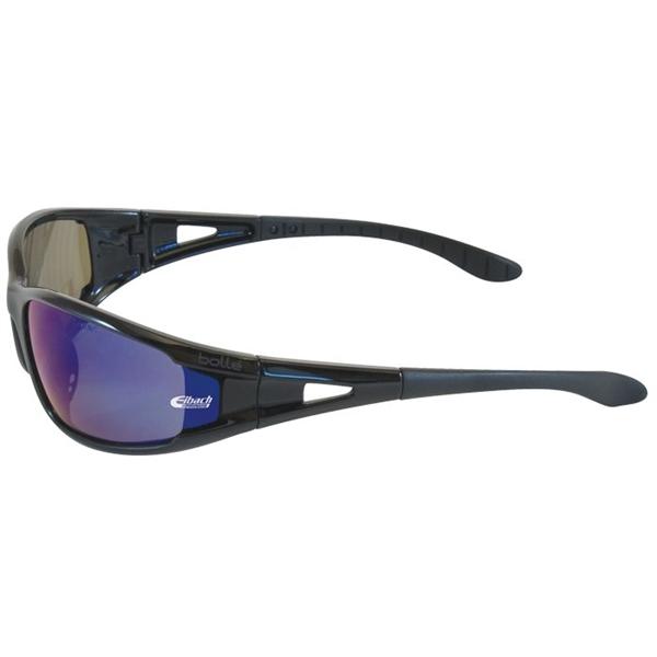 Bolle Lowrider Blue Mirror Glasses