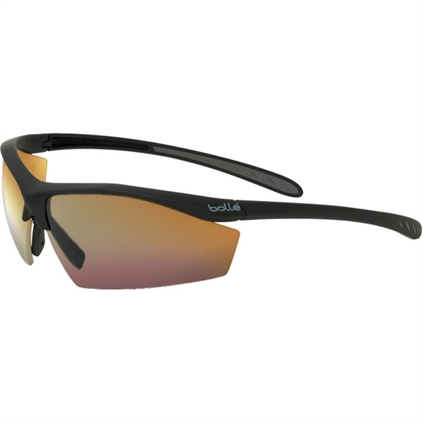 Bolle Sentinel Red Glasses
