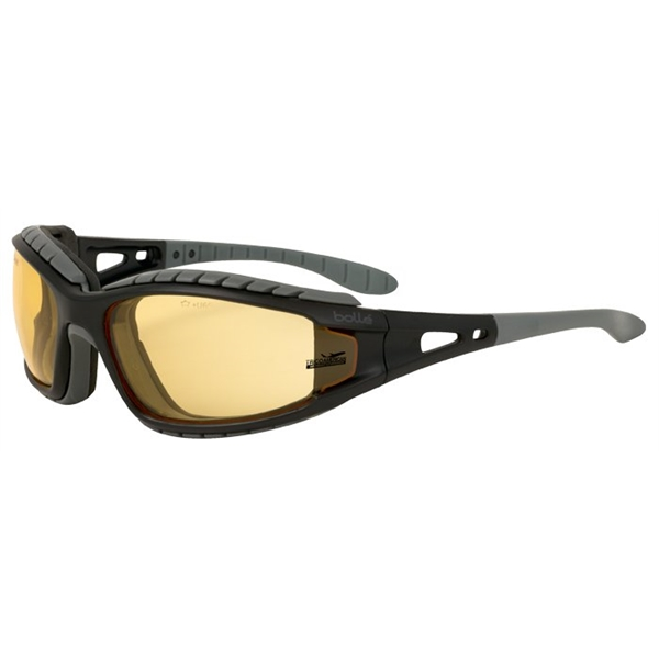 Bolle Tracker Yellow Glasses