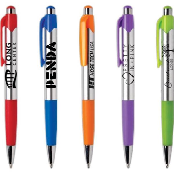 Mardi Gras® Chrome Pen