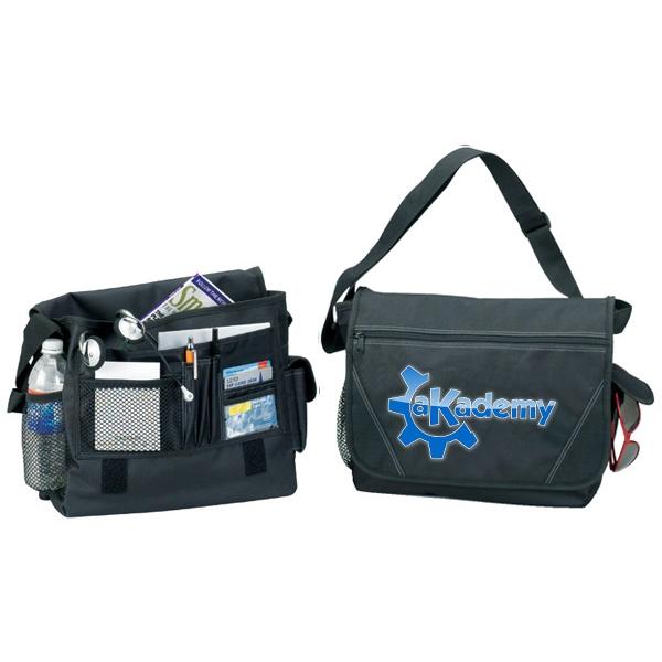Messenger Bag with Organizer