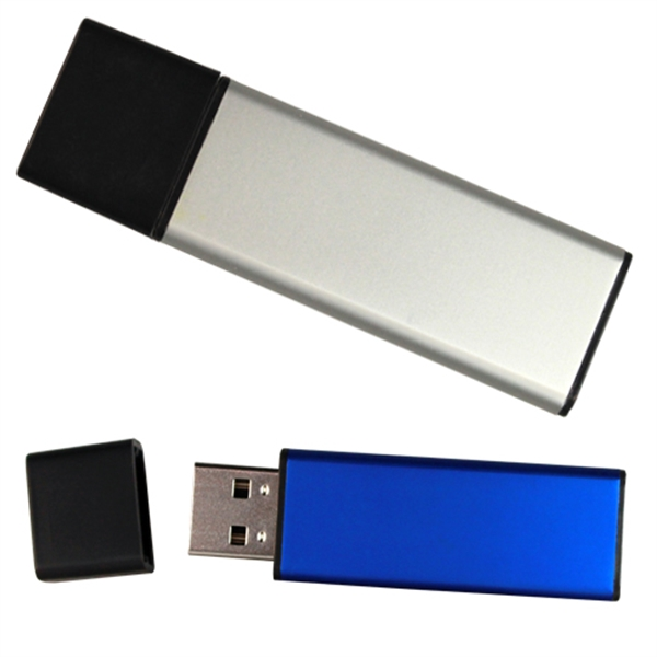 Aluminum Flash Drive