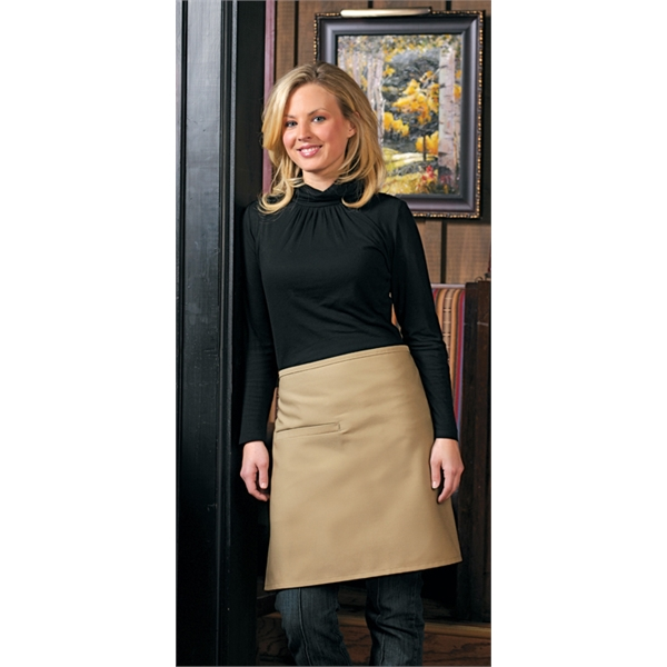 Apron - Bistro Apron With Center Divided Pocket