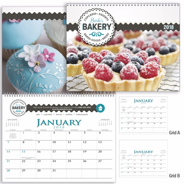 Executive Small Quantity Appointment 2020 Calendar