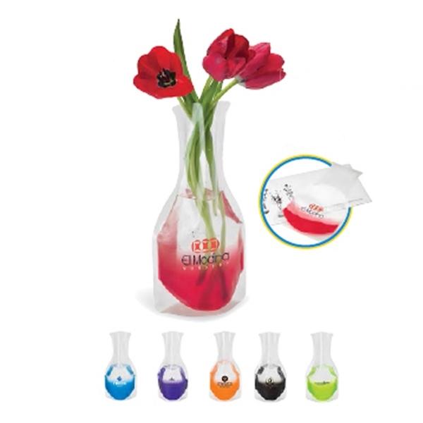 Color Base Vase