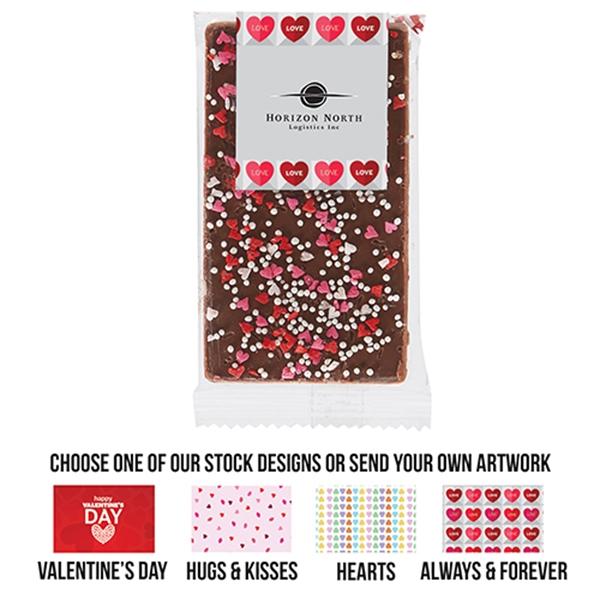 All My Love Belgian Chocolate Bar (1 oz.)