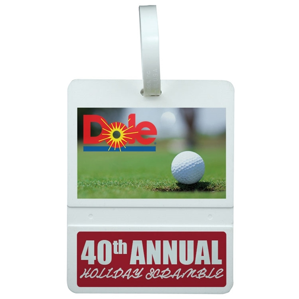 Golf Bag Tag